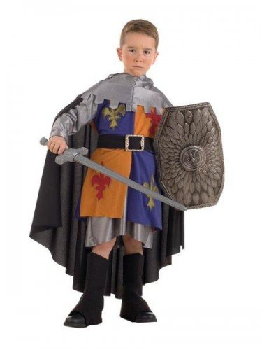 Disfraz de guerrero medieval lys (3) 5 a 7 años