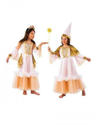 Disfraz de hada-princesa 2x1