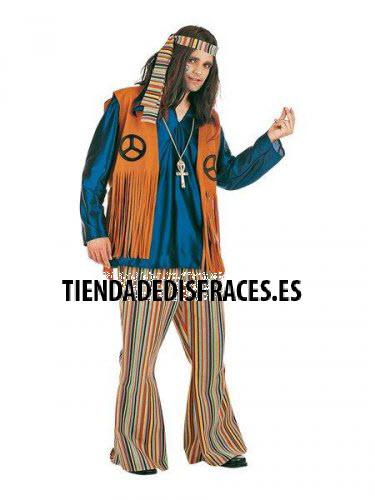 Disfraz de hippy pacifista