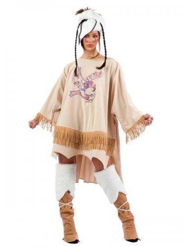 Disfraz de india sioux talla M