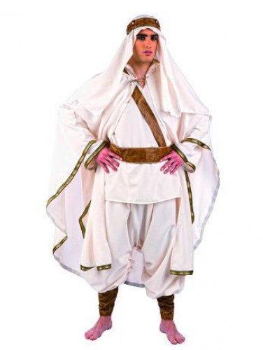 Disfraz de lawrence de arabia Talla XL