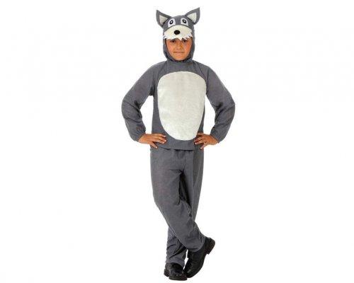 Como hacer un disfraz de lobo feroz casero - Imagui