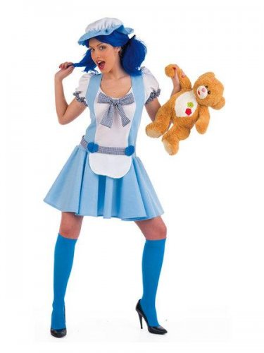 Disfraz de lolitas muñeca