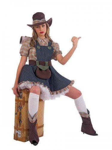 Disfraz de lolitas texana