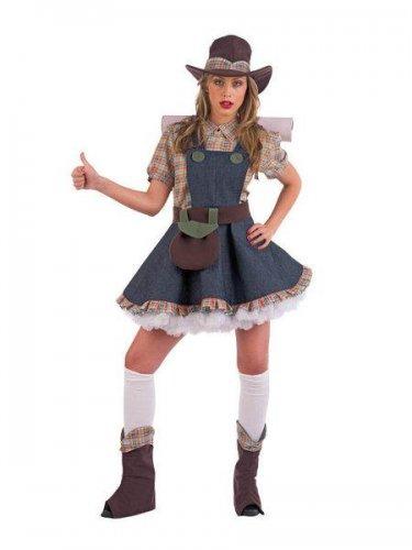 Disfraz de lolitas texana (bs) Talla S
