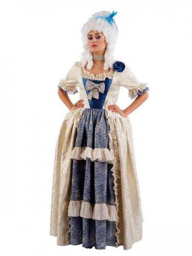 Disfraz de madame de maintenon epoca