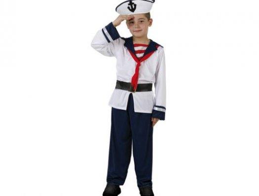 Como hacer un traje de marinero para niño - Imagui