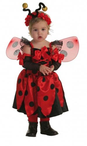 Disfraz de mariquita 18 meses - Disfraz de mariquita de nina ...