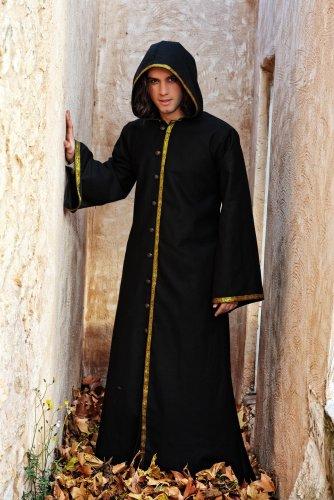 Disfraz de medieval master dangar Talla S