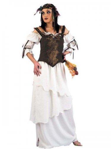 Disfraz de medieval otoño