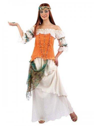Disfraz de medieval verano