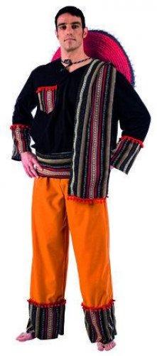Disfraz de mexicano Talla L