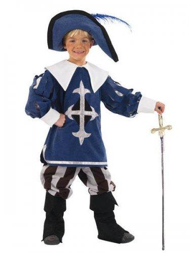 Disfraz de mosquetero portos (6) 11 a 13 años