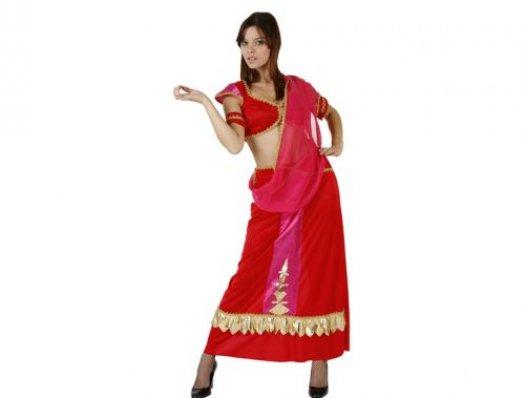 Disfraz de mujer de las indias adulto talla 2 (M-L)