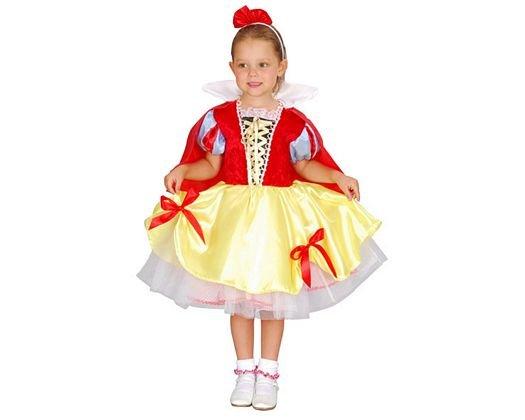 Disfraz de niña de la nieves, 7-9 años