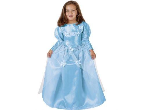 Disfraz de princesa azul Talla 4 (10 – 12 años)