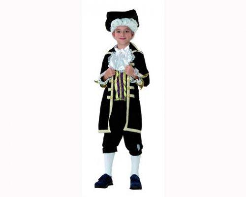 Disfraz de noble niÑo, 5-6