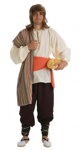 Disfraz de panadero adulto