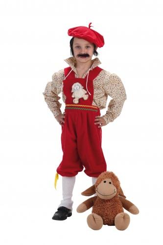 Disfraz de pastor alpino infantil talla 2 (5-7 años)