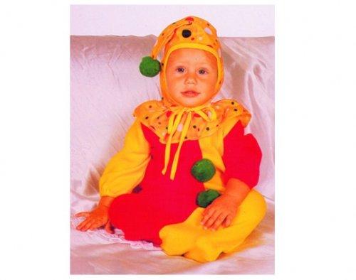 Disfraz de payaso para bebé