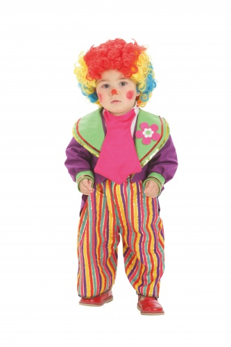 Disfraz de payaso rufino 18 meses
