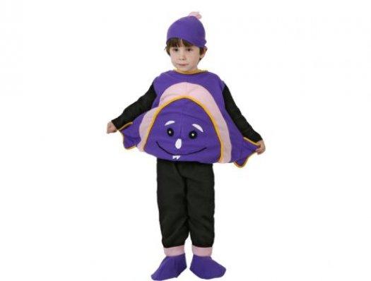 Disfraz de pez niña - Imagui