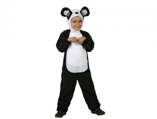 Disfraz de oso panda niño 12-24 meses