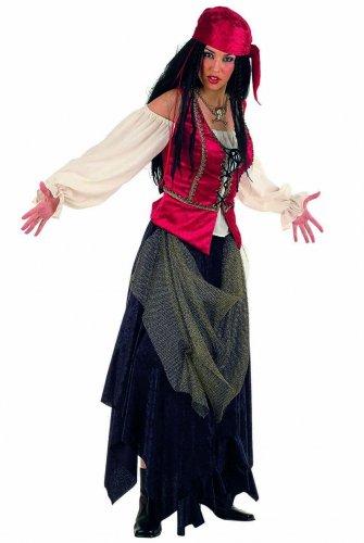 Disfraz de pirata corsaria valorius (bs) Talla XXL