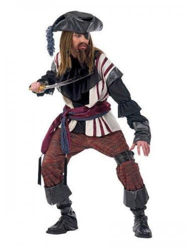 Disfraz de pirata corsario Talla M