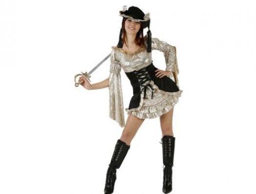 Disfraz De Pirata Para Mujer Disfrazmana