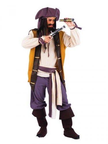 Disfraz de pirata lejano oriente