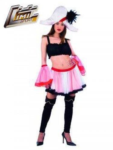 Disfraz de pirata sexy 2x1