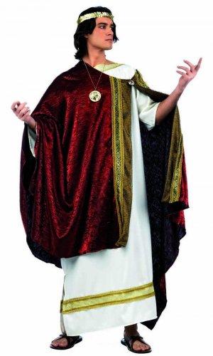 Disfraz de pretor de roma Talla S