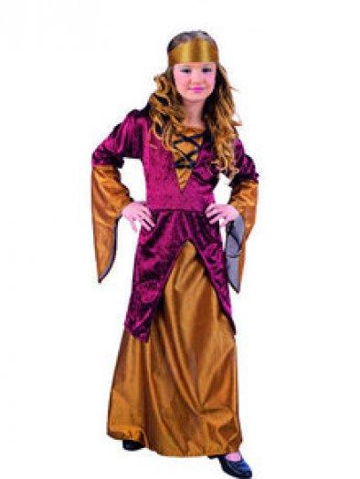 Disfraz de reina medieval infantil talla de 5 a 7 aos - Disfraz de pescado ...