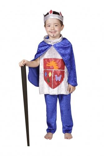 Disfraz de príncipe fantasía talla 0 (1-3 años)