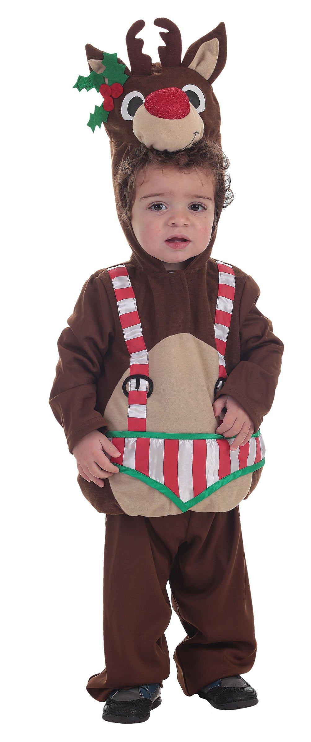 Disfraz de reno infantil 18 meses - Disfraz de reno nina ...
