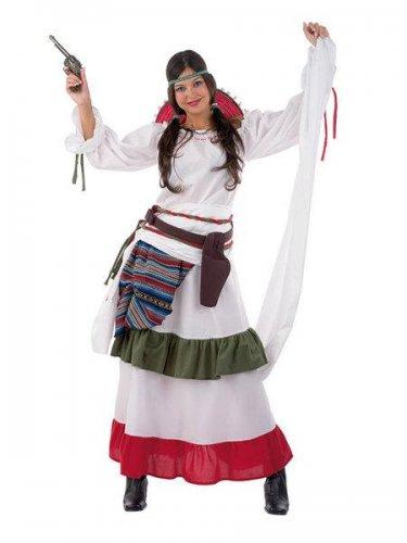 Disfraz de revolucionaria mexicana