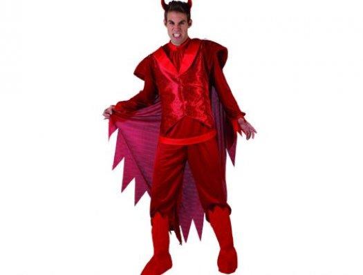 Disfraz de demonio Talla 2 (M-L)
