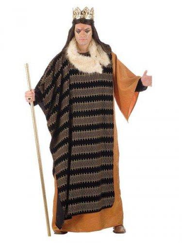 Disfraz de rey visigodo medieval