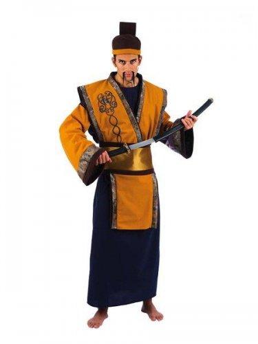 Disfraz de samurai kyoto