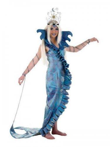 Disfraz de sirena Talla S