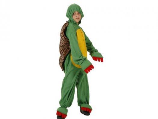 Disfraz de tortuga 5-6 años talla 2