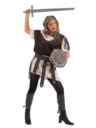 Disfraz de troyana