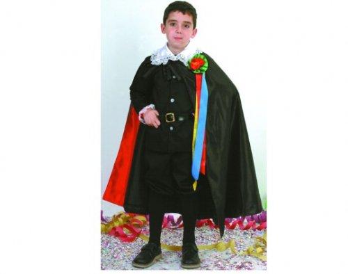 Disfraz de tuno para niño 7-9 años