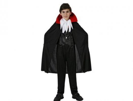 Disfraz de vampiro, 3-4 años