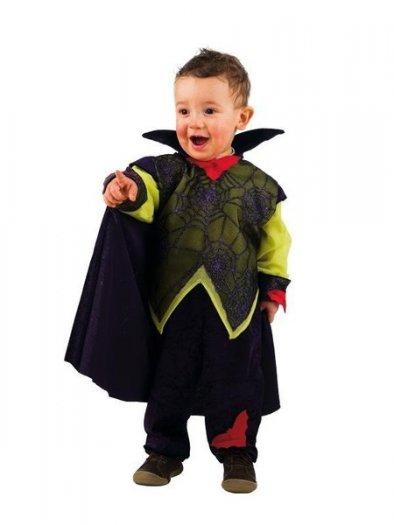 Disfraz de vampiro telarañas