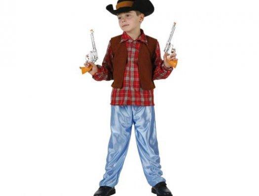 Disfraz de vaquero, 5-6 años