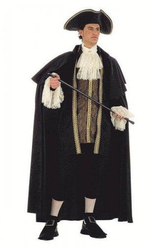 Disfraz de veneciano epoca