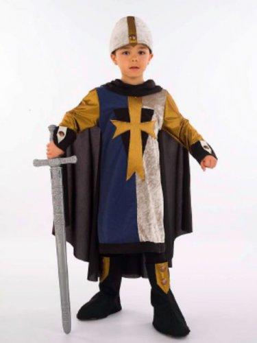 Disfraz medieval infantil de Conquistador.