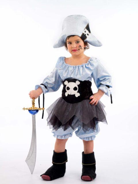 Disfraz pirata Anne